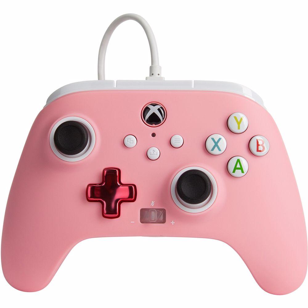 PowerA Enhanced Wired Controller Xbox (Roze)
