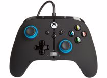 PowerA Enhanced Wired Controller Xbox (Zwart/Blauw)