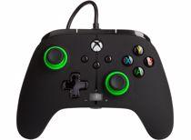 PowerA Enhanced Wired Controller Xbox (Zwart/Groen)