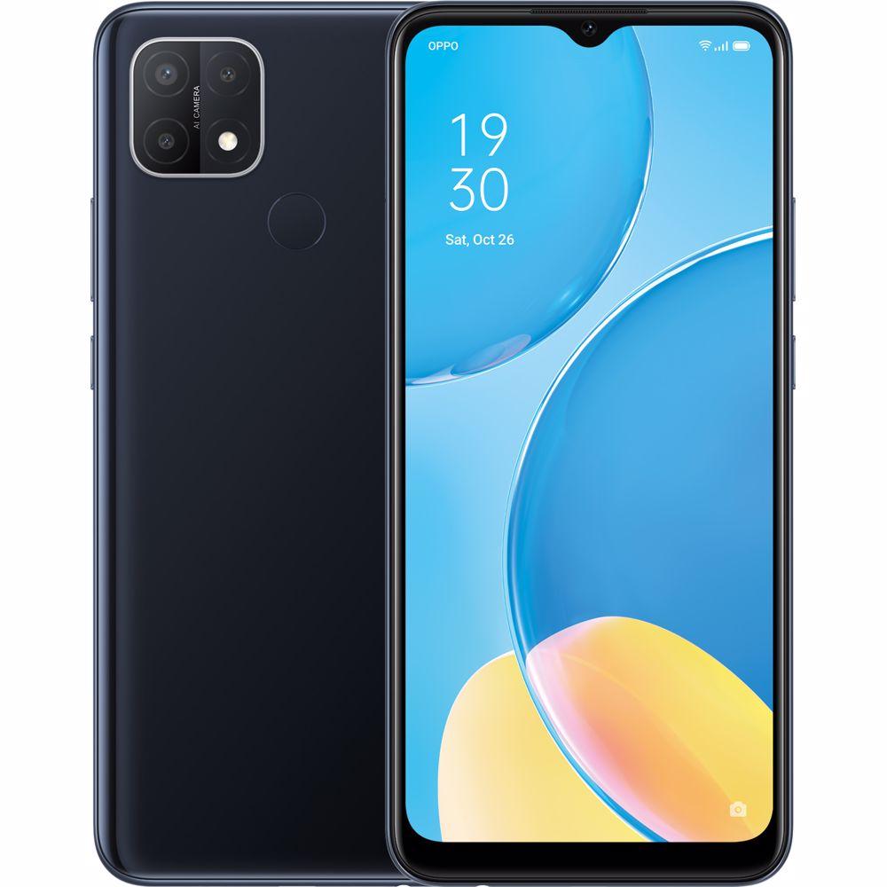 OPPO smartphone A15 (Zwart)