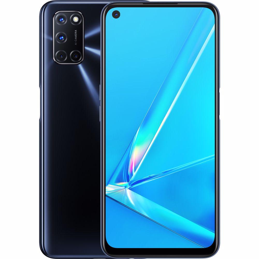 OPPO smartphone A72 128GB (Zwart)