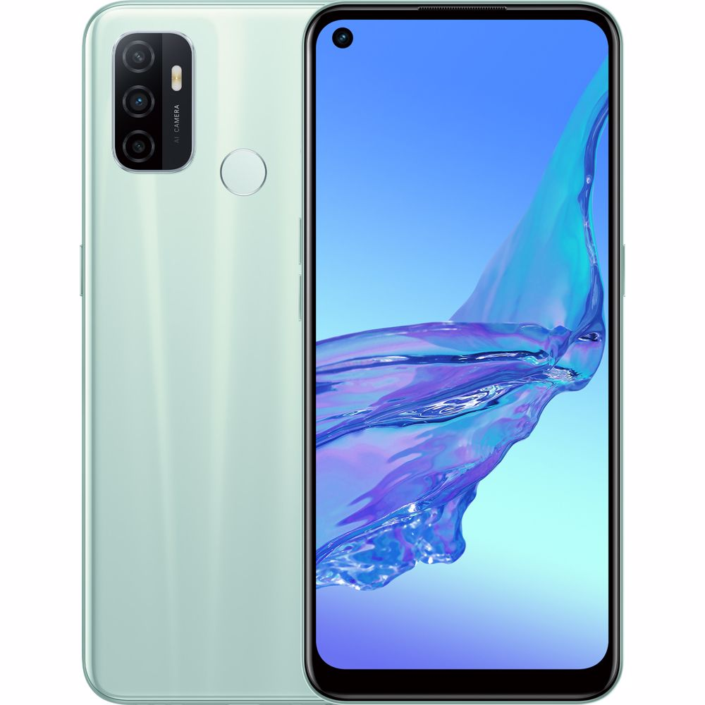 OPPO smartphone A53 (Mint)