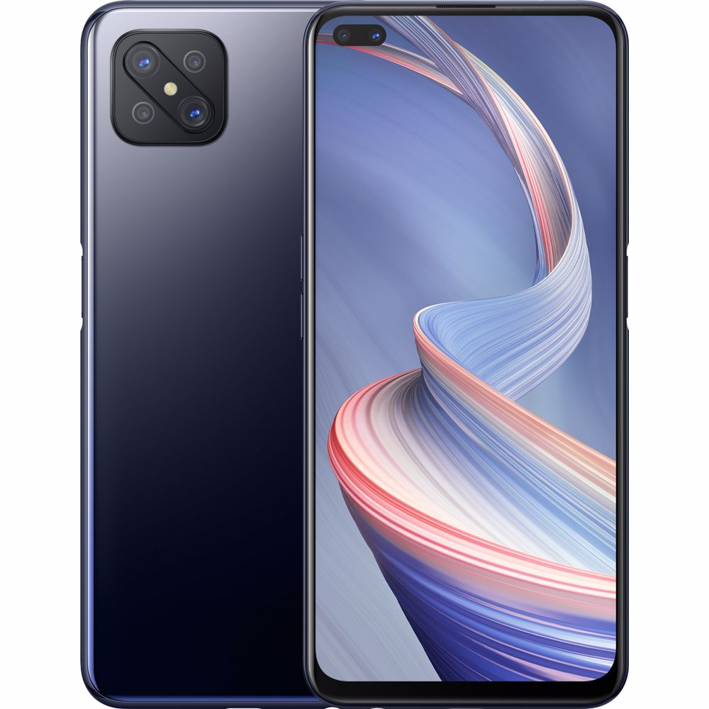 OPPO smartphone Reno 4 Z 5G (Zwart)