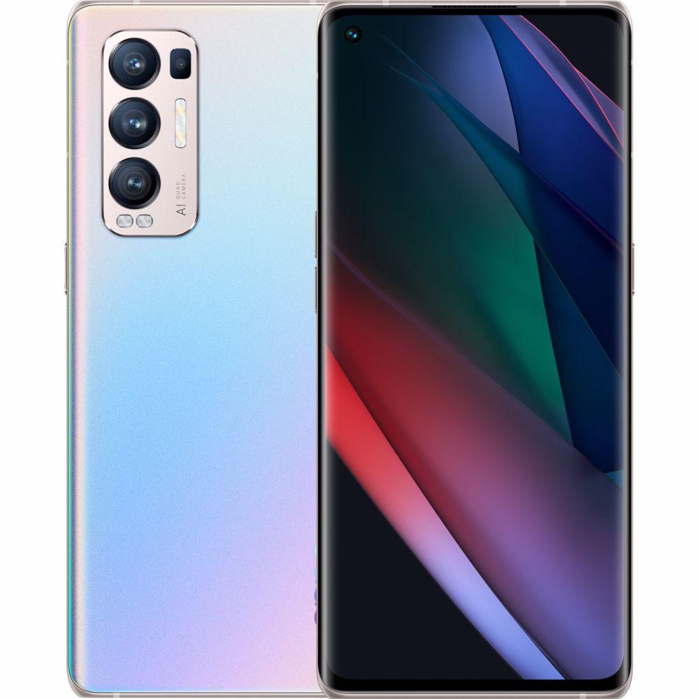 OPPO smartphone Find X3 Neo (Zilver)