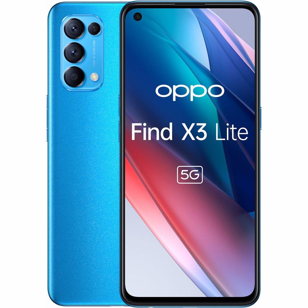 OPPO smartphone Find X3 Lite (Blauw)