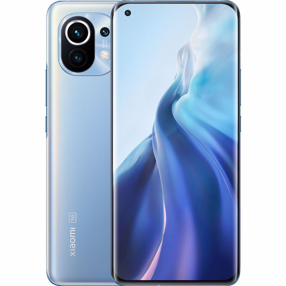 Xiaomi smartphone 5G MI 11 256GB (Blauw)