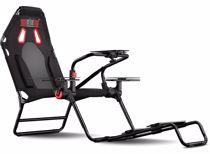 Next Level Racing racestoel Flight Simulator Lite (Zwart)