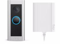 Ring videodeurbel Pro 2 (Met adapterstekker)