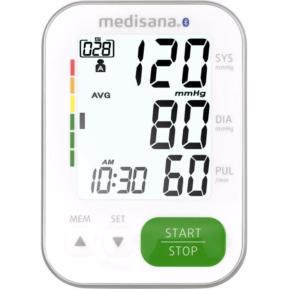 Medisana bloeddrukmeter BU 570 (Wit)