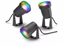 Innr slimme verlichting Outdoor Spot Light 130C 3-pack (Color)