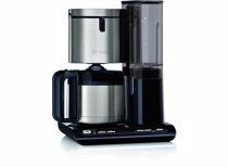 Bosch koffiezetapparaat Styline TKA8A683 (Zwart)