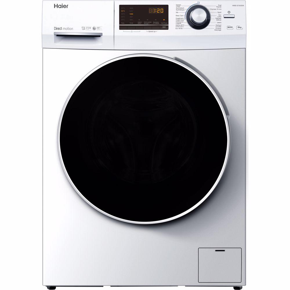 Haier wasmachine HW80-B16636N