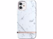 Richmond & Finch telefoonhoesje Iphone 12/12 Pro (White Marble)
