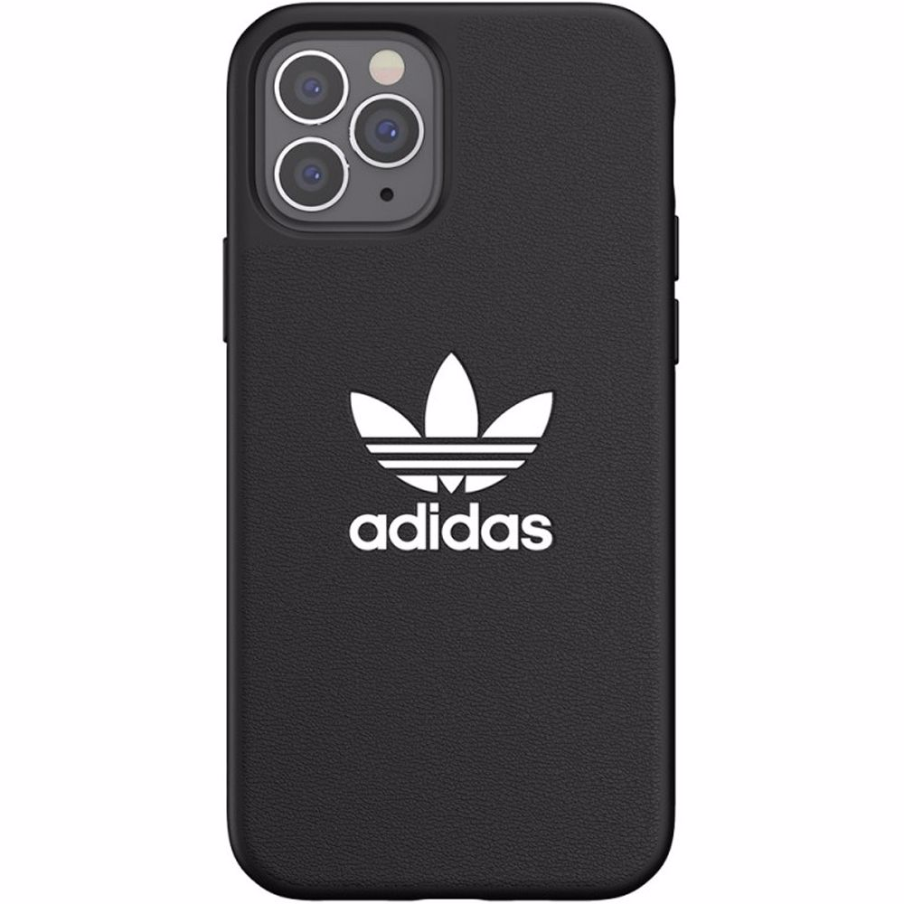 Adidas telefoonhoesje iPhone 12 Pro Max TPU (Zwart)