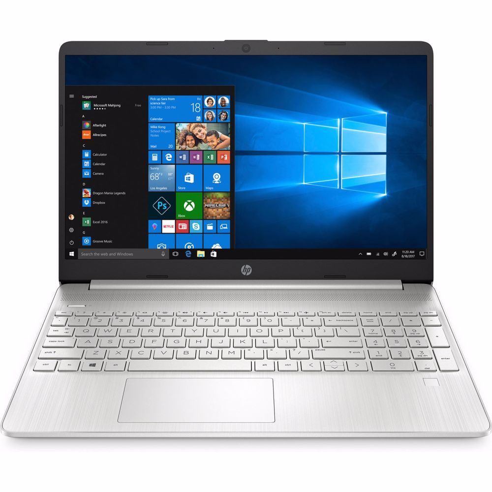 HP laptop 15S-FQ2820ND