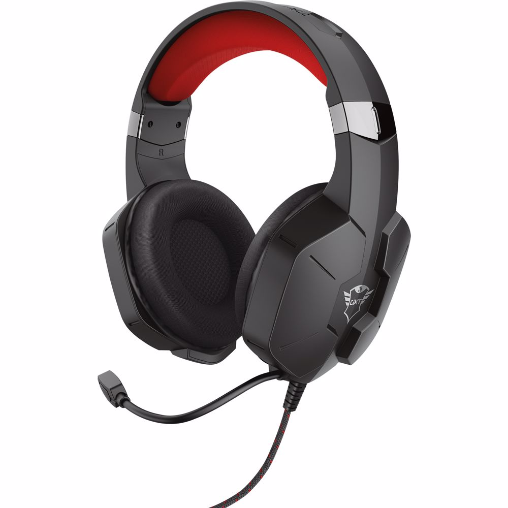 Trust gaming headset GXT323 Carus (PS/Xbox/Switch/PC)
