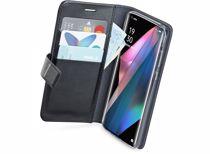 Azuri telefoonhoesje OPPO X3PRO Wallet Case (Zwart)