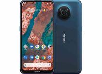 Nokia smartphone X20 8/128GB (Nordic Blue)