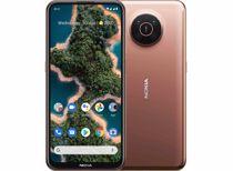 Nokia smartphone X20 8/128GB (Midnight Sun)
