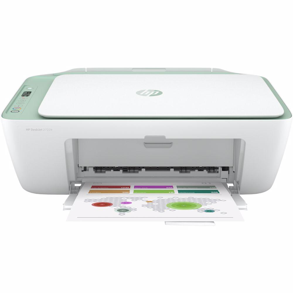 HP all-in-one printer Deskjet 2722E HP+