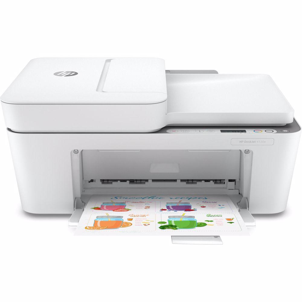 HP all-in-one printer Deskjet Plus 4120E HP+ - Instant Ink