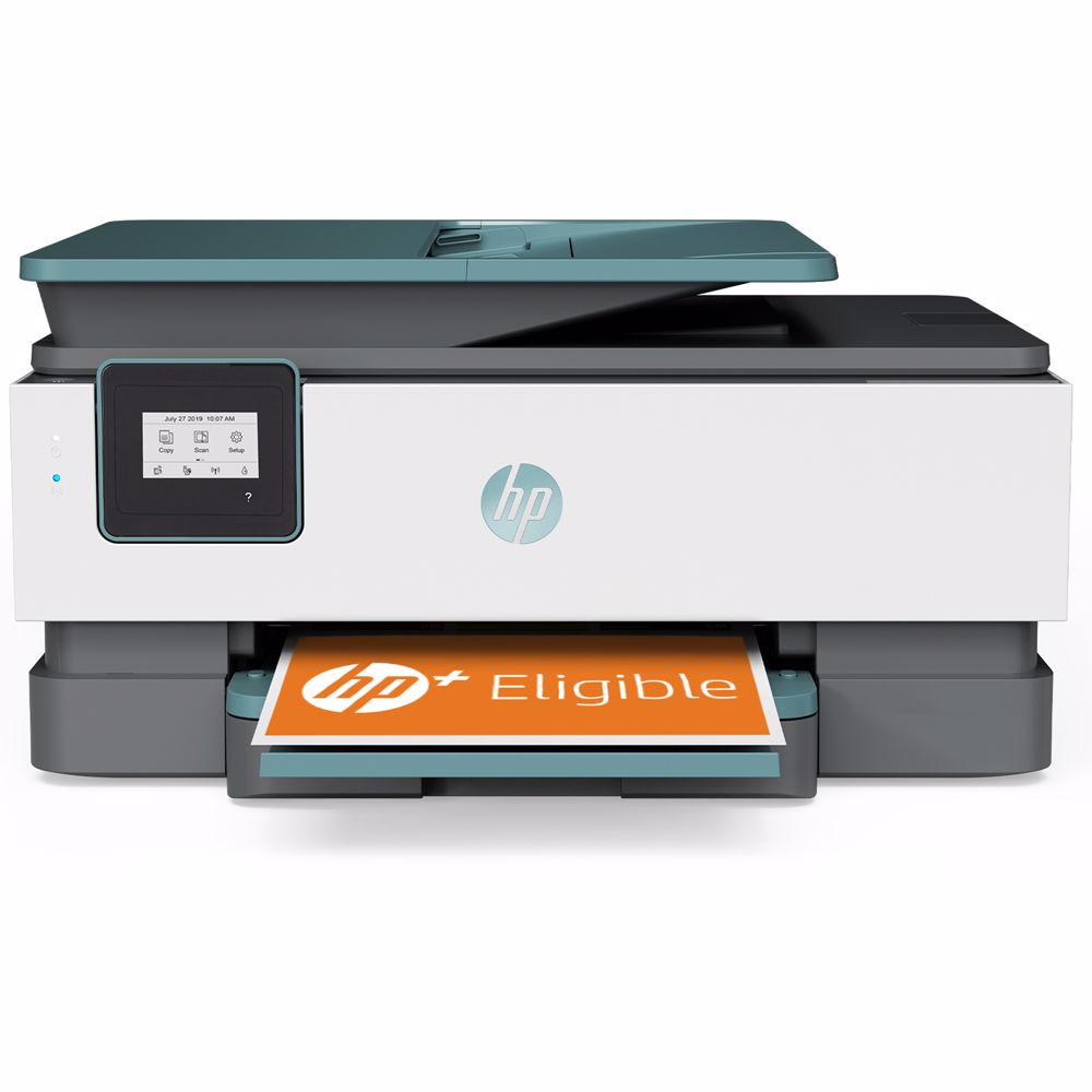 HP all-in-one printer OfficeJet Pro 8015E HP+ - Instant Ink