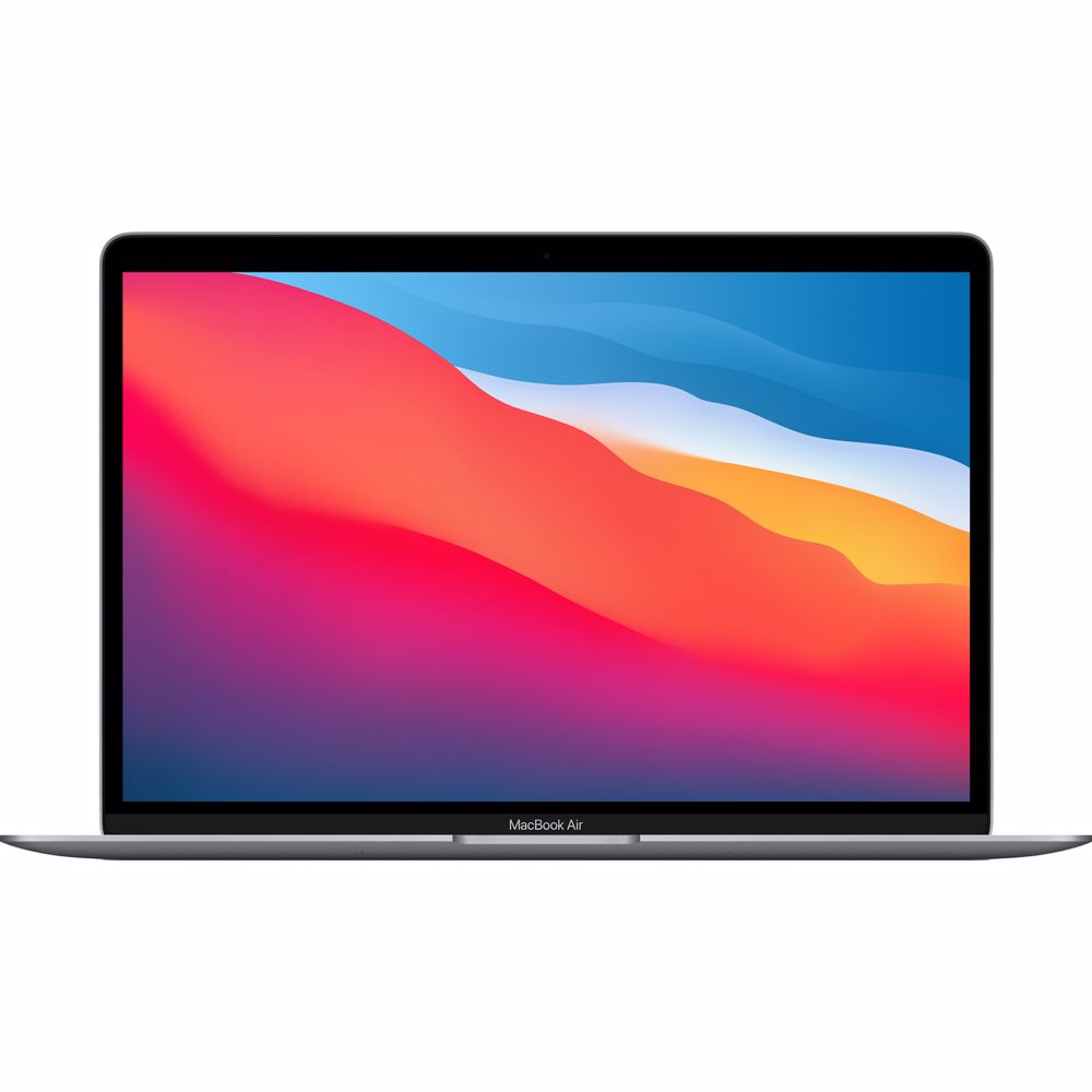 "Apple MacBook Air 13.3"" (2020) 16GB/512GB M1-chip (Grijs)"