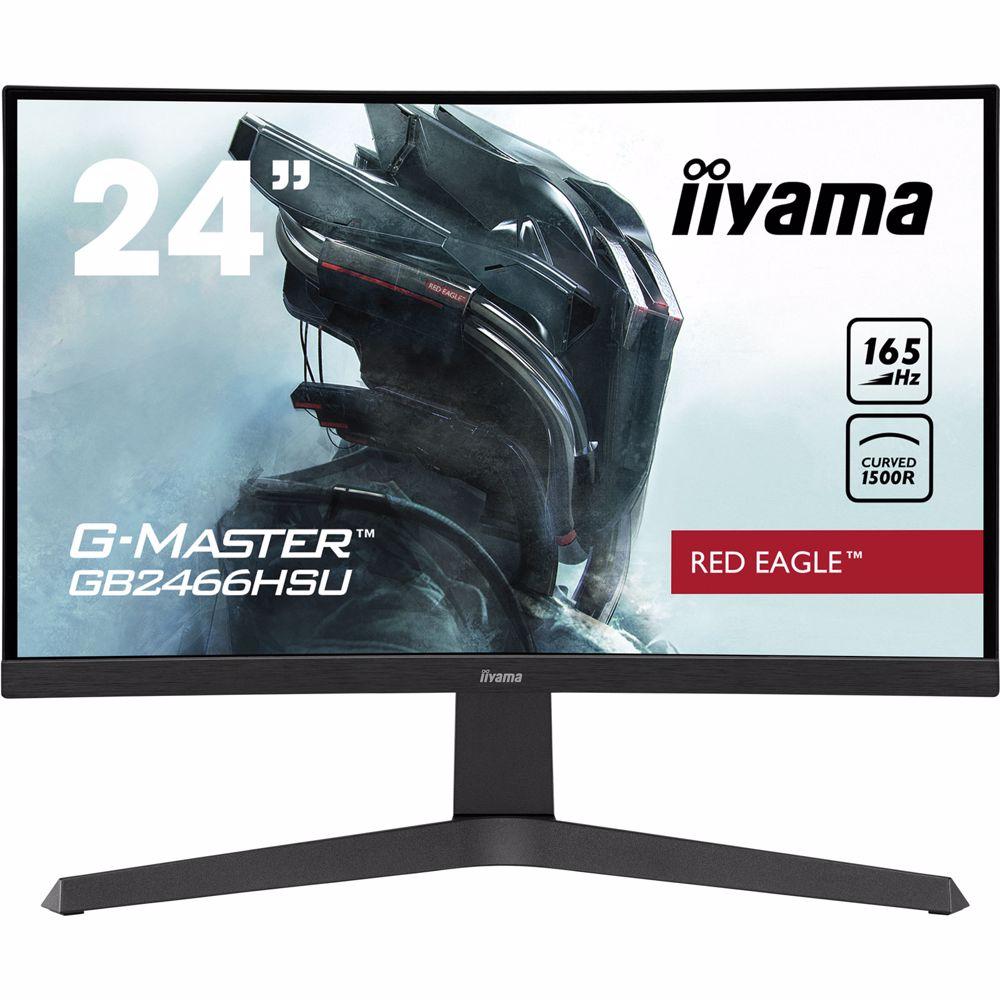 Iiyama monitor G-MASTER GB2466HSU-B1 Red Eagle