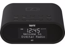 Imperial wekkerradio Dabman D20 (Zwart)