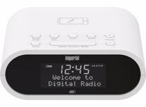 Imperial wekkerradio Dabman D20 (Wit)