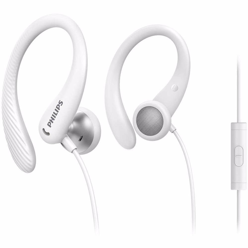 Philips in-ear hoofdtelefoon TAA1105 (Wit)