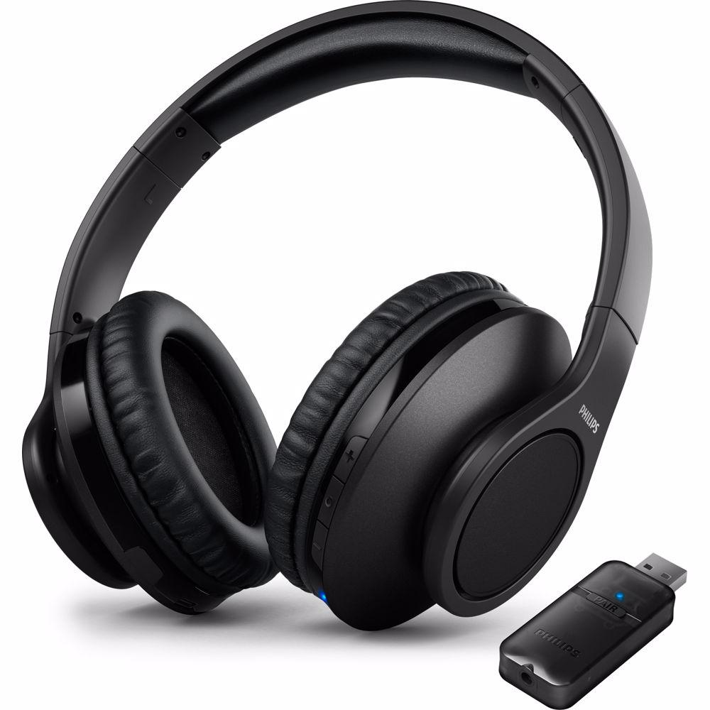 Philips over-ear draadloze koptelefoon TAH6206BK/00