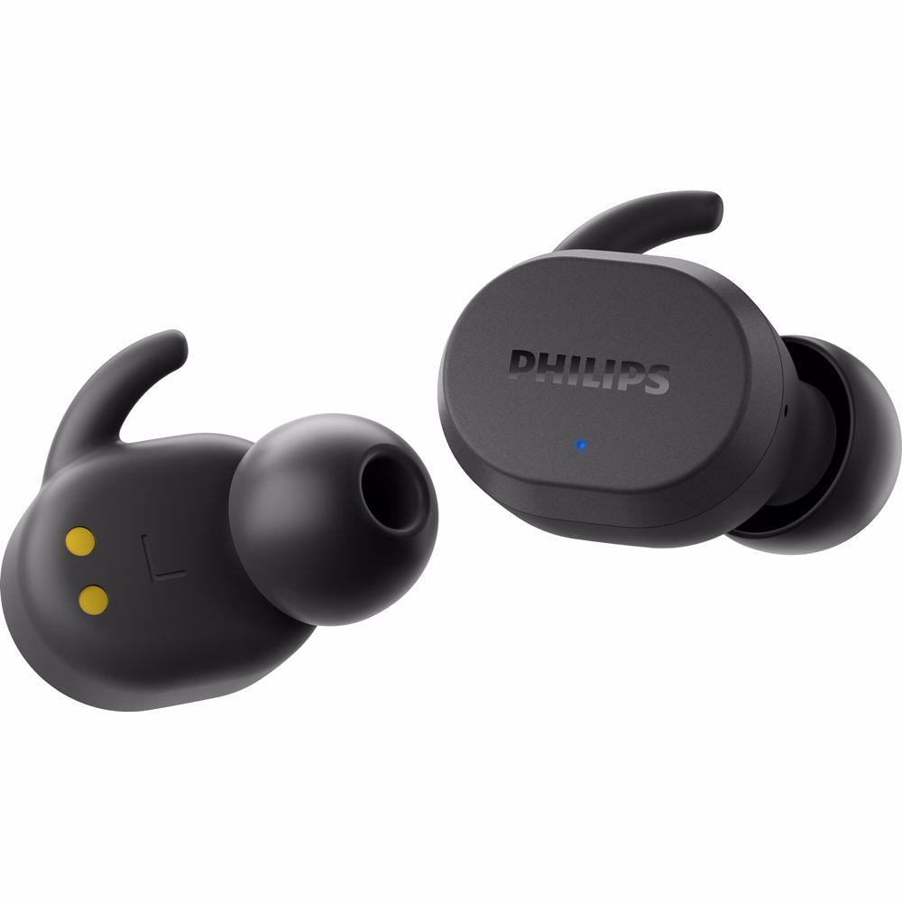 Philips in-ear draadloze oortjes TAT3216BK/00 (Zwart)