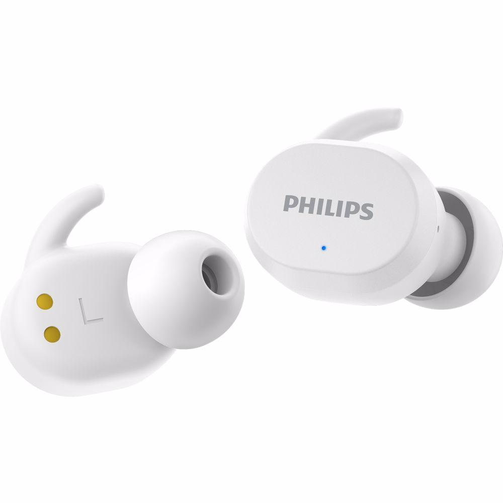 Philips in-ear draadloze oortjes TAT3216WT/00 (Wit)