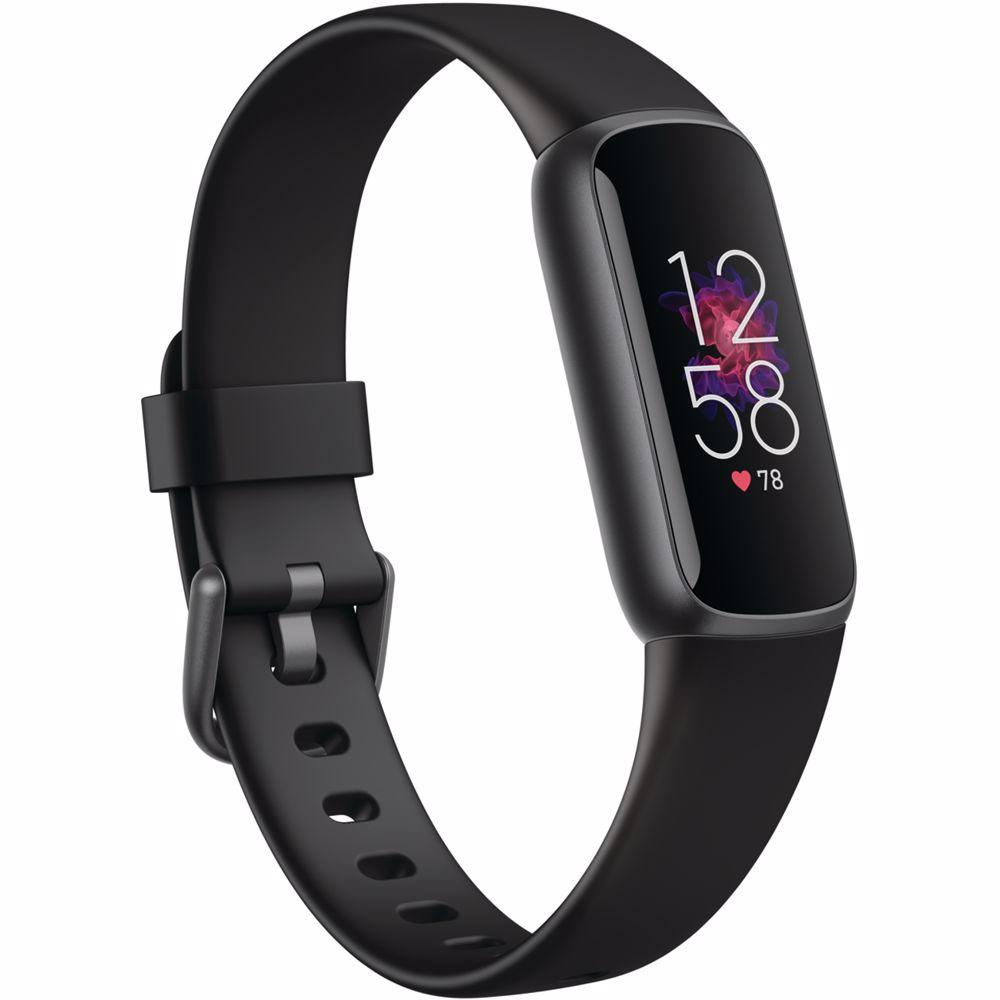 Fitbit activiteitstracker Luxe (Zwart)