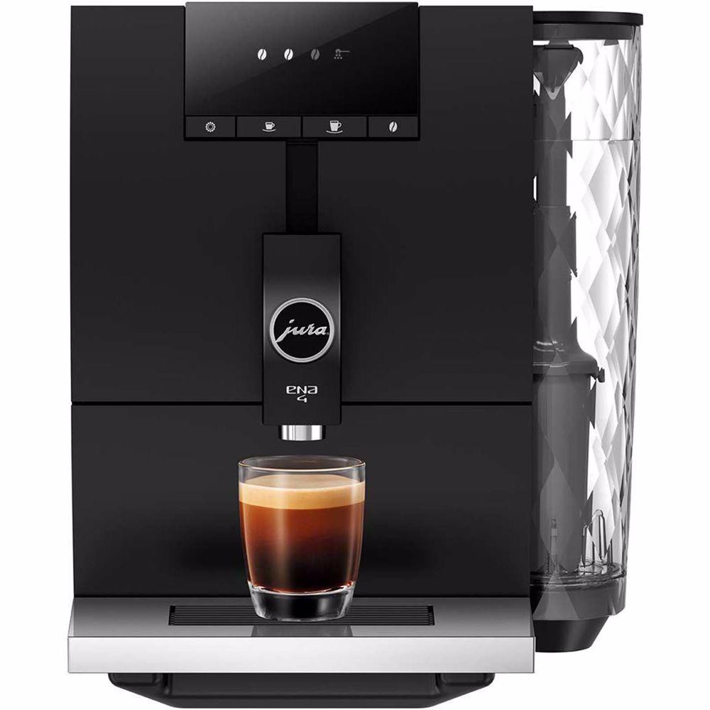 Jura espresso apparaat ENA 4 (Metropolitan Black)
