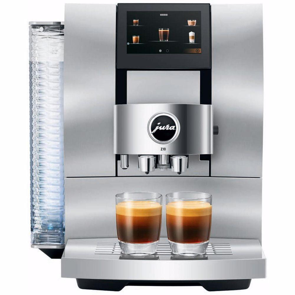 Jura espresso apparaat Z10 EA (Aluminium white)