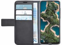 Azuri telefoonhoesje Nokia X20 Wallet Case (Zwart)