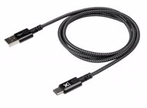Xtorm telefoonkabel USB-C (Zwart)