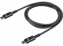 Xtorm telefoonkabel USB Type-C (Zwart)
