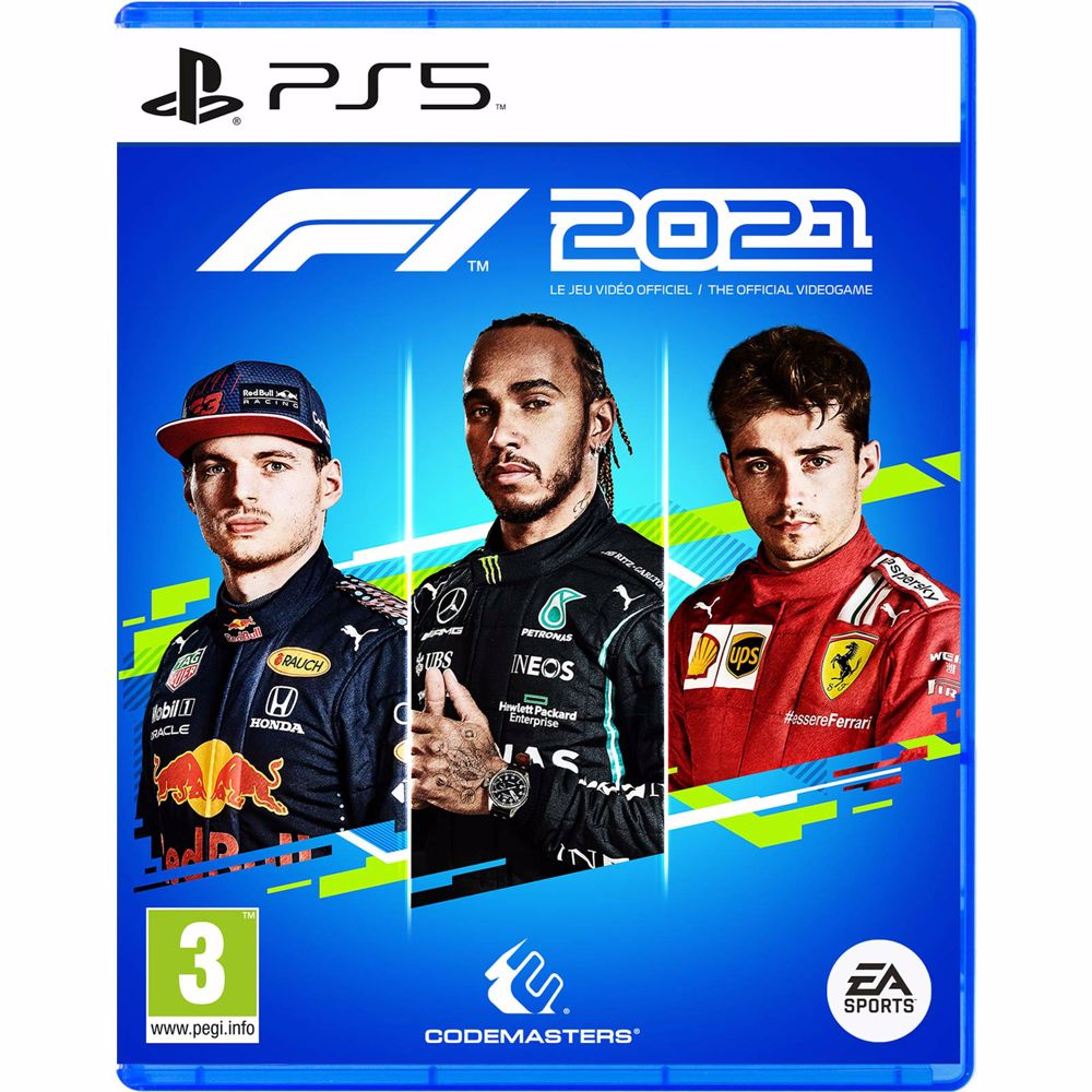 F1 2021: Standard Edition - PS5