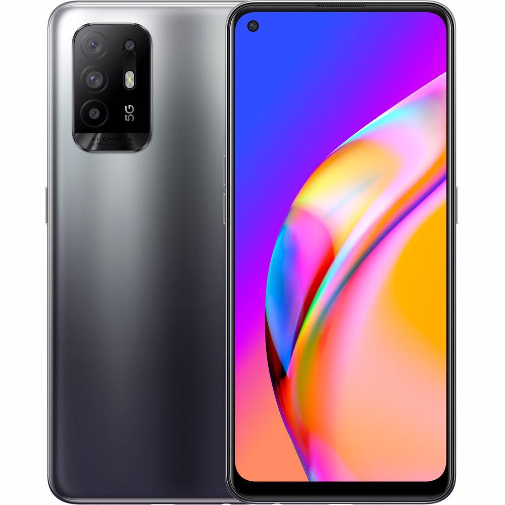 OPPO smartphone A94 5G (Zwart)