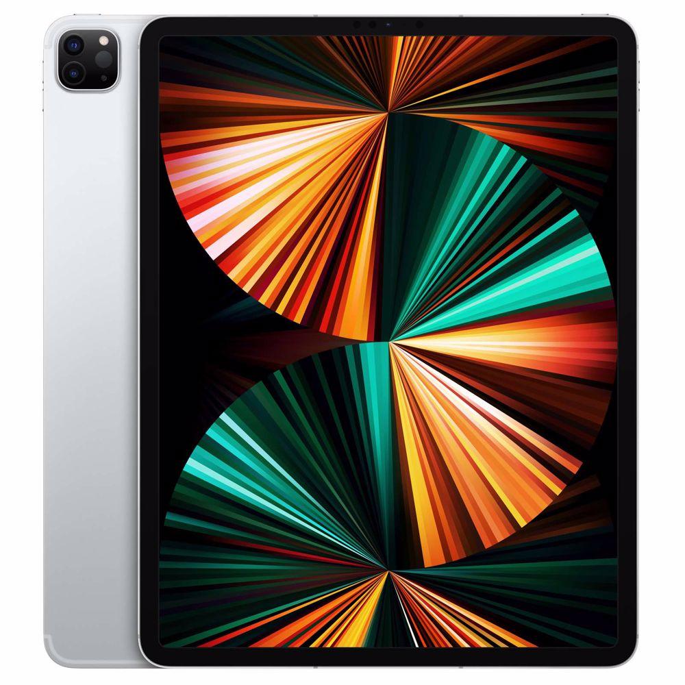 """Apple iPad Pro 12.9""""(2021) Wi-Fi + 5G 128GB (Zilver)"""