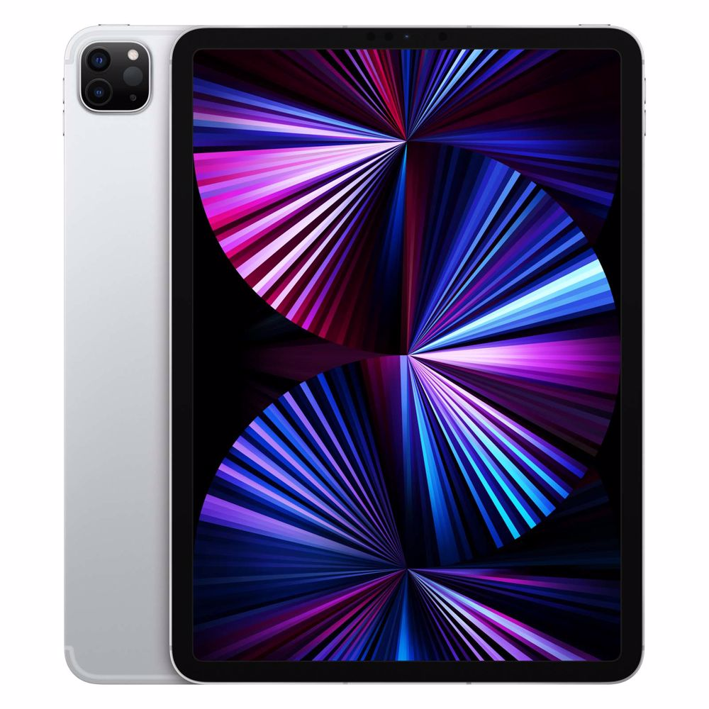 """Apple iPad Pro 11""""(2021) wifi + 5G 512GB (Zilver)"""