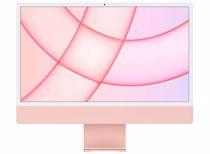 """Apple iMac Retina 4.5K 24"""" (2021) 8GB/512GB 4-port (Roze)"""