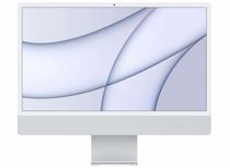"Apple iMac Retina 4.5K 24"" (2021) 8GB/256GB 2-port (Zilver)"