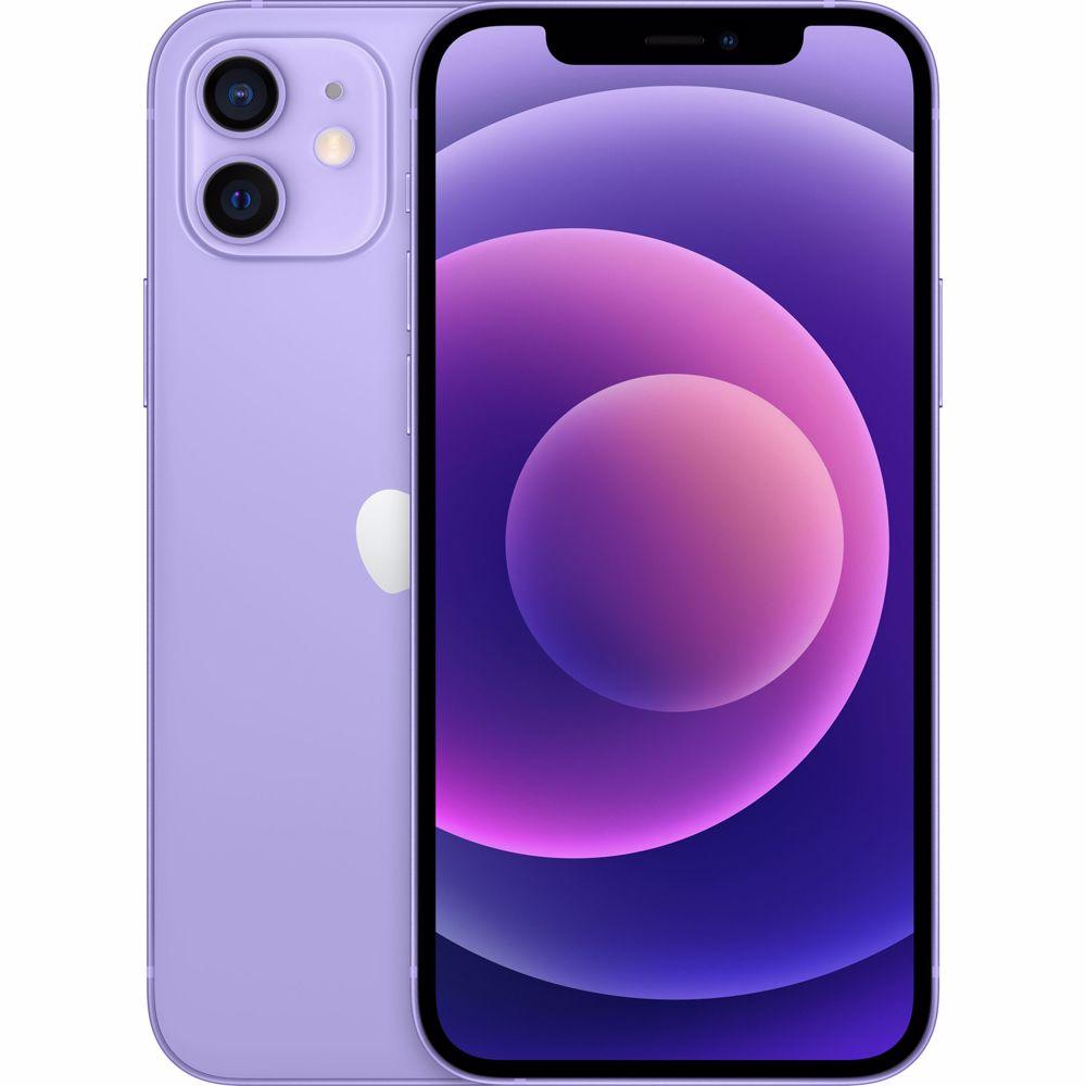 Apple iPhone 12 64GB (Paars)