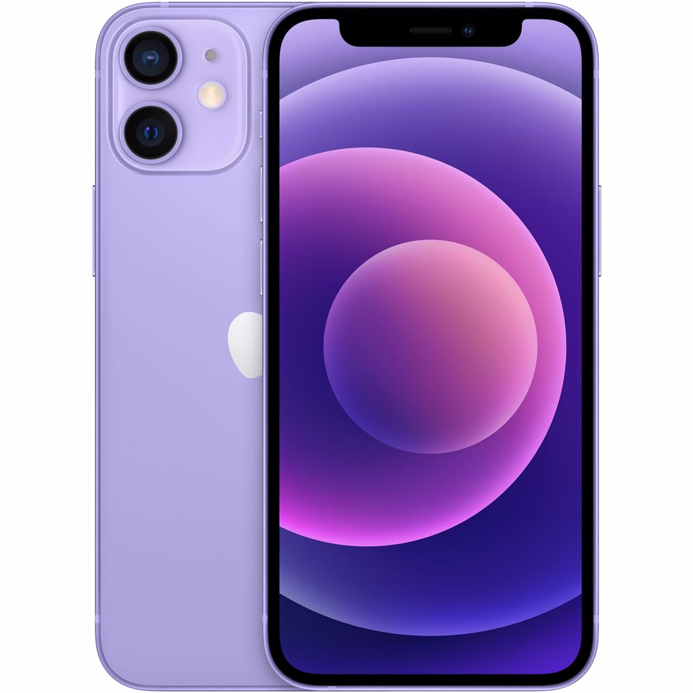 Apple iPhone 12 Mini 64GB (Paars)