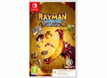 Rayman Legends: Definitive Edition Switch (Code in a box)