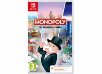 Monopoly Switch (Code in a box)